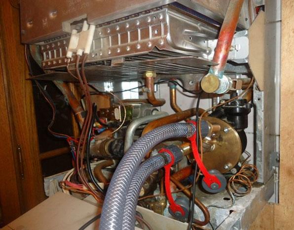 Теплообменники настенных котлах Уплотнения теплообменника Alfa Laval AQ8-FM Элиста